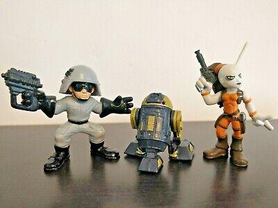 Star Wars Galactic Heroes x 3