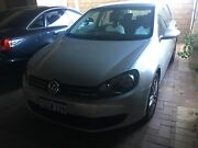 VW golf mk6 tsi118 2012my mint condition East Perth Perth City Area Preview