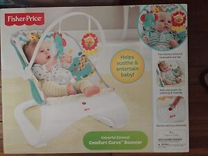 Fisher Price Comfort Curve bouncer Blacktown Blacktown Area Preview