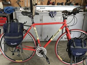 Co-motion Nor'Wester touring bike, small frame