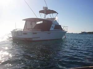 Fury 32ft diesel shaft drive  Fibreglass Cruiser Agnes Water Gladstone Area Preview