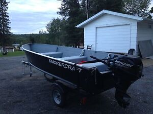 New 14ft Deep & Wide w 15hp