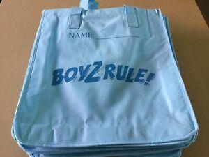 16 x BoyZ Rule! Reusable bags Keilor Downs Brimbank Area Preview