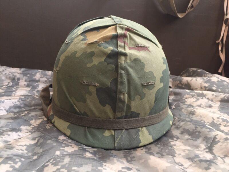 M-1C Airborne Helmet, Complete. EXC Cond