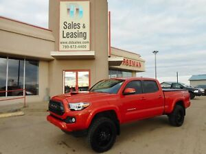 2017 Toyota Tacoma TRD Sport/NAV/Heated Seats NO CREDIT CHECK FI