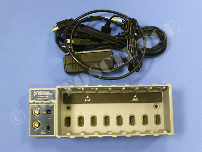 National Instruments Ni Cdaq-9178 Usb Compactdaq Chassis 8-slot
