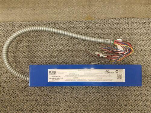 Iota Engineering I-162 Emergency Lighting Equipment Series AC