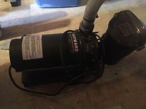 Pompe piscine et filtre