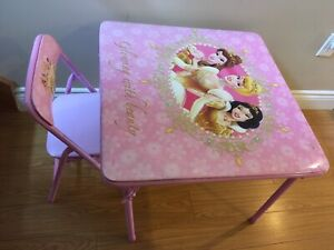 Kids Folding Table & Chair