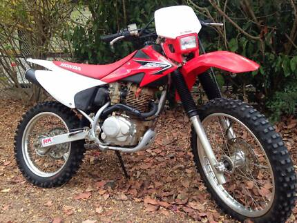 Honda CRF230 2011 electric start, ready to ride! Idalia Townsville City Preview