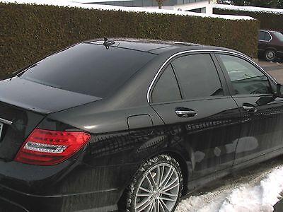 Tönungsfolie passgenau Mercedes C-Klasse (W204) Limousine ´07-´15