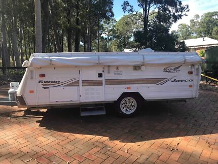 Jayco swan 2006 model East Maitland Maitland Area Preview