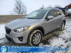 2014 Mazda CX-5 GS | AWD | SUNROOF | CRUISE CONTROL | POWER PACK