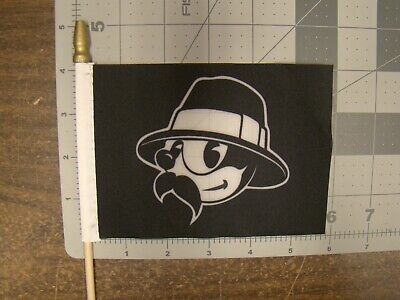Felix the Cat car flag license plate topper flag Cholo flag lowrider flag