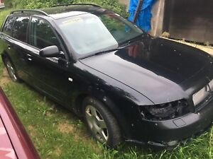 2004 Audi A4 Quattro wagon 1.8L turbocharged