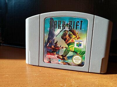 Dark Rift N64 Nintendo 64 Loose Cartridge Only PAL