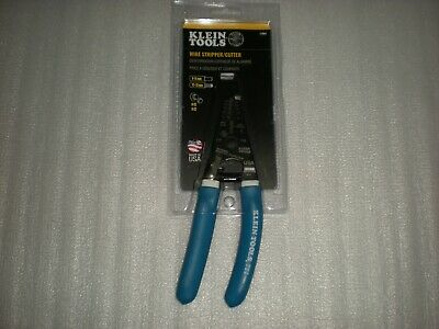 Klein Tools 11054 Wire Stripper Cutter Made In Usa New