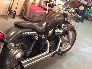 Price Reduced!!! 2010 Honda Shadow RS