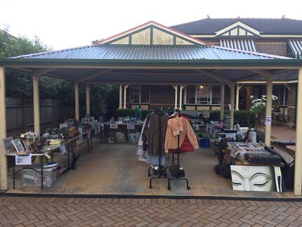 Garage Sale (Moving Sale)