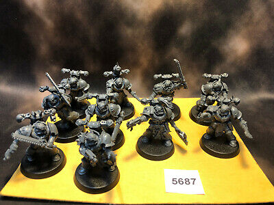 Warhammer 40k Chaos Space Marines Troops