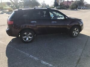 2008/ACURA MDX-SH/TECH-PACKAGE