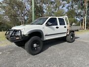 2008 Holden Rodeo, Turbo Diesel, Manual, 4X4, Rego, RWC, Lifted Nerang Gold Coast West Preview