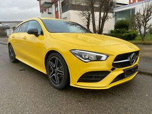 MERCEDES-BENZ Shooting Brake CLA 200 AMG Listenpreis -24%!