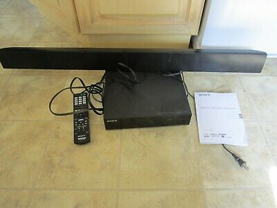 Sony HT-CT550W 2.1 Channel Home Theater System (NO Subwoofer)