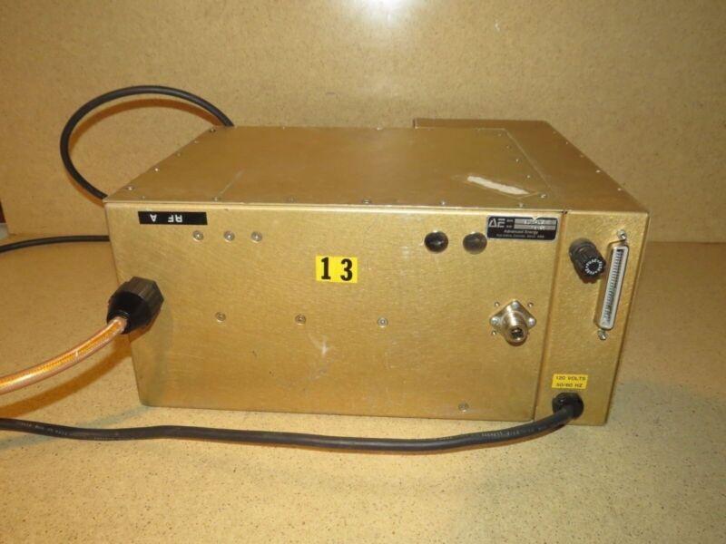 AE ADVANCED ENERGY 5017-000-A RF AUTOTUNER (AE1)