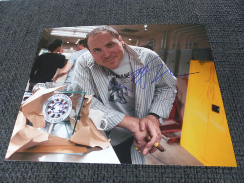 JON FAVREAU signed 8x10 autograph Photo InPerson LOOK