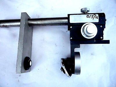 Unitron 3 Place Objective Turretmount Nikon 1.3 Lens Assemblyitem 813 A16