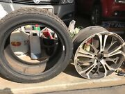"Spare 17"" rims and tyres Parafield Gardens Salisbury Area Preview"