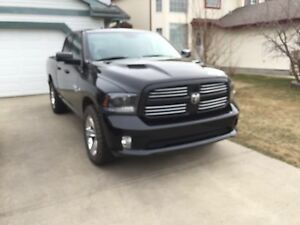 2015 Dodge 1500 Sport extended warrenty gold