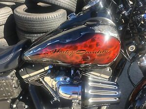 Harley Davidson Fat Bob 120R Sippy Downs Maroochydore Area Preview