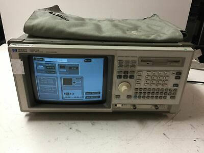 Hp Agilent 1660cs 136-channel Logic Analyzer Oscilloscope