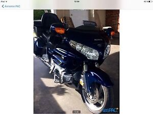 1800cc 2007 Honda Goldwing CB-GPS