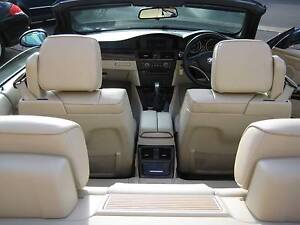 2007 BMW 325i convertible AUTO LEATHER FULL SERVICE BOOKS RWC Heidelberg Heights Banyule Area Preview