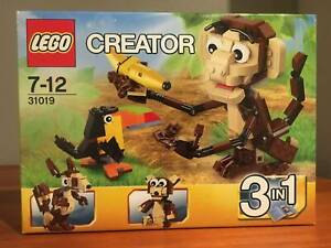 Lego Creator 3-in-1 31019 Forest Animals - Retired