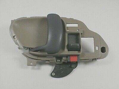TAN DRIVER Door Handle 1995-1999 CHEVY SILVERADO C1500 K2500 GMC SIERRA Inside