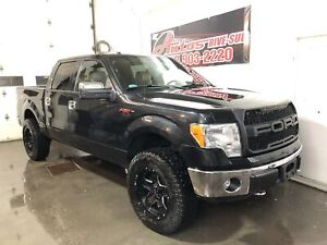 2014 Ford F-150 XTR FULL CUIR/TOIT/MAGS SEULEMENT 99KM