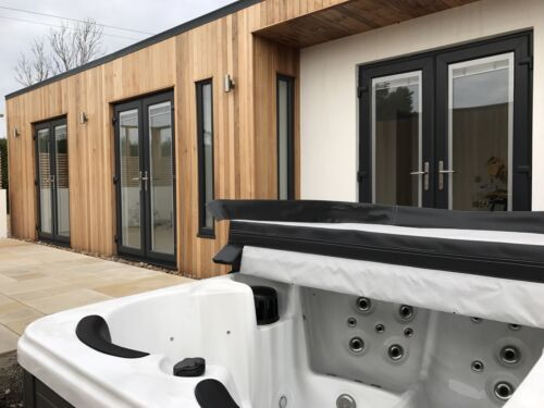 Luxury Lodge Retreats Within A Gated Complex *Hottubs*! Woolacombe North Devon
