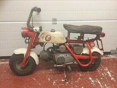Honda z50m 1967 original condition rare monkey bike
