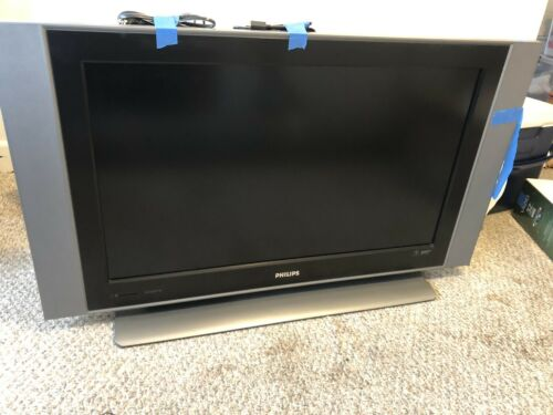 "Philips 37"" HDTV 37PF9431D/37 with remote Works great Local pick up"