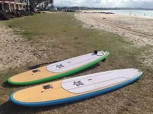 Honu SUPs 9'8 incl. bag & paddle Bundall Gold Coast City Preview