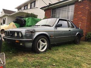 BMW 323i e30 Punchbowl Canterbury Area Preview