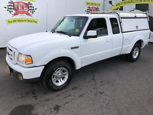 2011 Ford Ranger XL, Extended Cab, Alloy's,