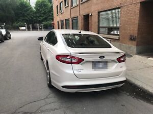 Ford fusion 2014 (urgent- leaving) 53500km