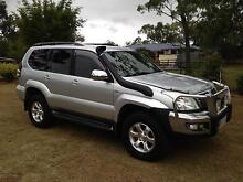2007 Toyota Prado LandCruiser Wagon Meringandan West Toowoomba Surrounds Preview