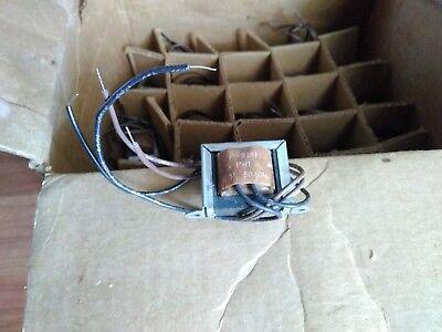 Stancor P-8391 Miniaturized Control Transformer 5060hz Prim.117v Bulk Lot Of 23