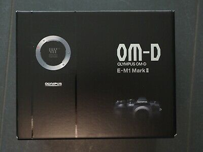 Olympus OMD E-M1 Mark II, NEU, OVP, inkl. Rechnung, Garantie bis Aug. 2022+